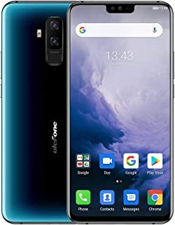 Mobile Phones T2, Global Dual 4G, 6GB+128GB, Dual Back Cameras, Face ID & Fingerprint Identification, 4200mAh Battery, 6.7 inch Android 9.0 MTK6771T Helio P70 Octa Core 64-bit up to 2.1GHz, Network: 4