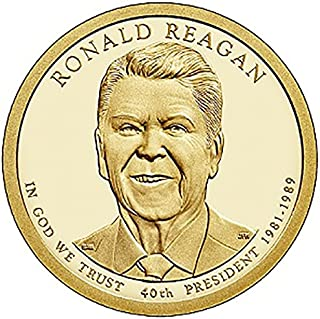 ronald reagan presidential coin