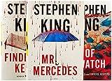 The Bill Hodges Trilogy Boxed Set: Mr. Mercedes,...