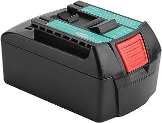 Creabest New 18V 5000mAh Li-ion Replacement BAT620 Battery Compatible with Bosch BAT618 BAT609 BAT622 BAT609G BAT618G BAT619 BAT619G BAT610G Bosch 18V Replacement Battery