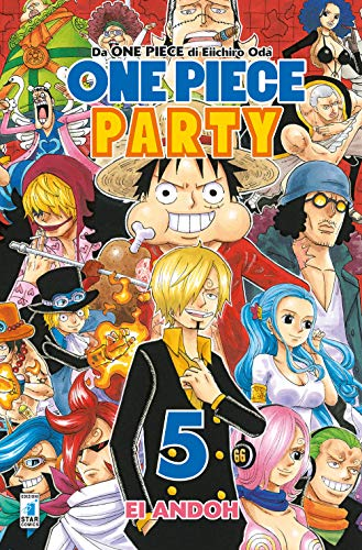 One piece party (Vol. 5)