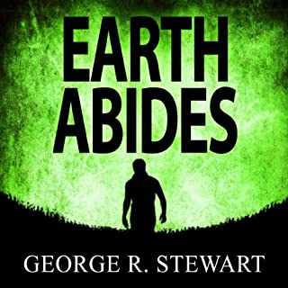 Earth Abides audiobook cover art