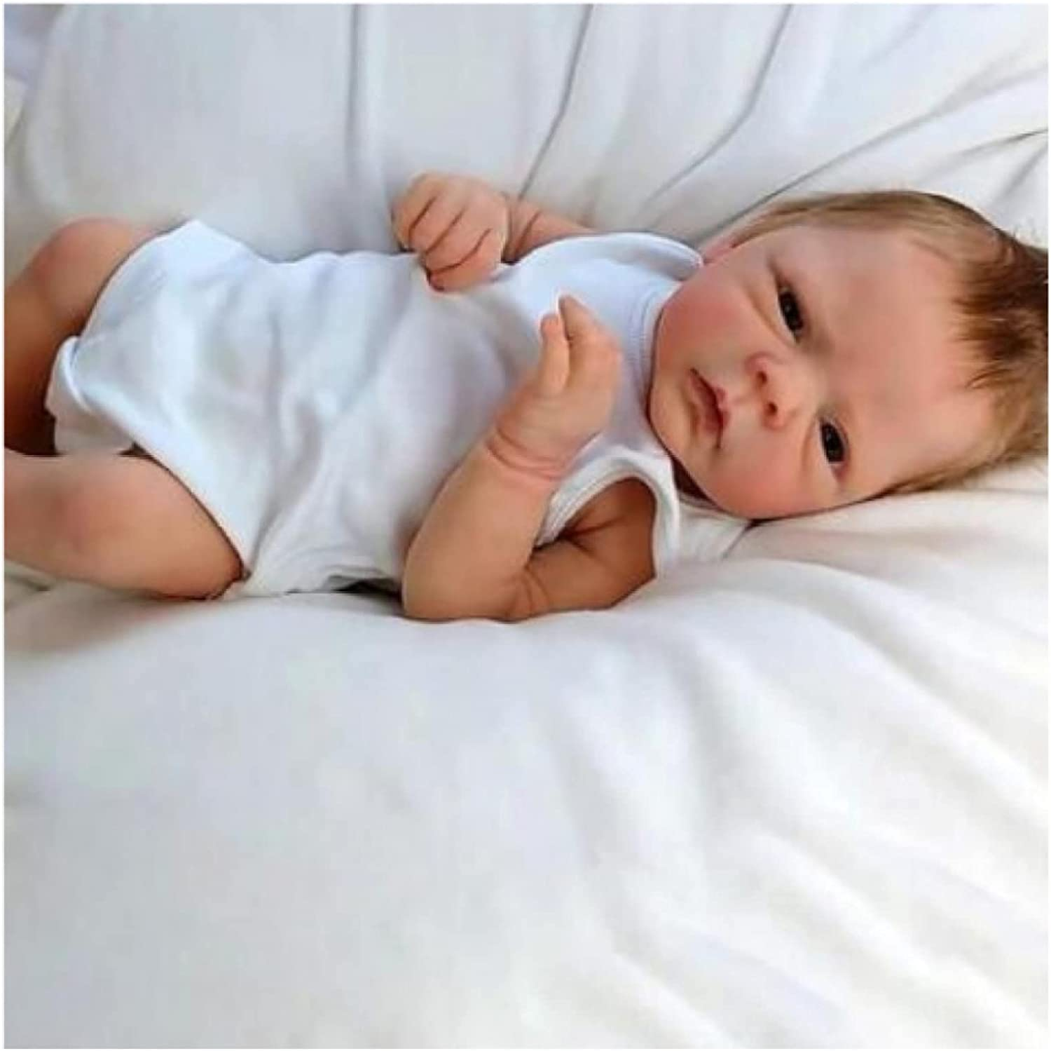 Qiang Silicone Baby Doll - New Free Shipping Cheap mail order sales 46cm Reality Re Free Adult PVC