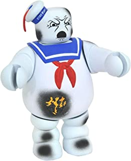 DIAMOND SELECT TOYS SDCC 2017 Exclusive Ghostbusters Stay Puft Marshmallow Man (Battle Damaged Version) Vinimate