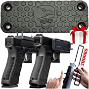 Fomei B01K0PC9VM Gun Magnet Mount to Conceal, Display or Carry 43lb