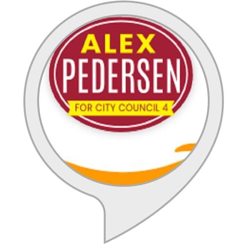 Absentee Alex Pedersen