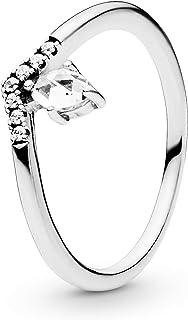 باندورا خاتم فاشن للنساء , زركونيا مكعب , 197790CZ-52
