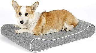 ペットベッド 犬 マットペットソファ 犬 猫ケージ用敷物 高反発 ペットハウス 犬クッション 介護用 洗えるめネコ いぬ 寝床 寝心地がよい