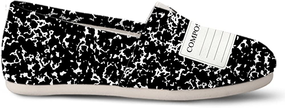 Gnarly Tees Writer's Notepad Casual Shoes