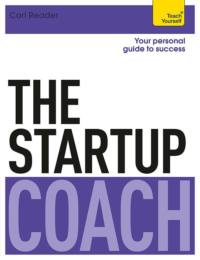 Image OfThe Startup Coach: Teach Yourself