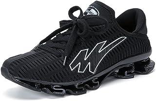 Lightweight Running Shoes Men Breathable Lace-up Fashion Stylish Antiskid Walking Sneakers Athletic Sports Big Size Shoe