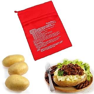 Eddizu Bolsa de Patatas para microondas Reutilizable para ...