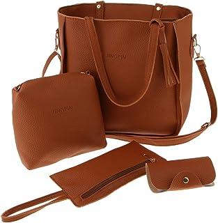 Amazon.es: bolsos cuatro piezas