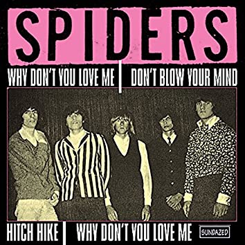Why Don't You Love Me / Hitch Hike / Don't Blow Your Mind / Why Don't You Love Me (Instrumental)