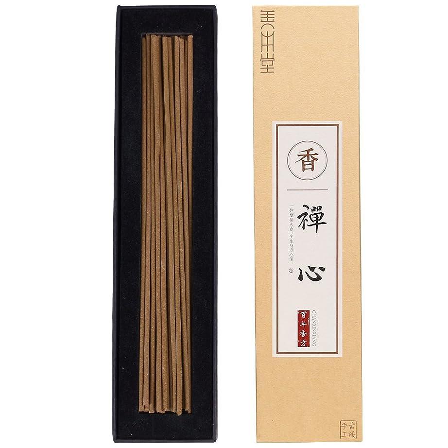 ファントム郵便局賄賂お香スティック 手作り お香 100分間燃焼 (8.26インチ/50本)