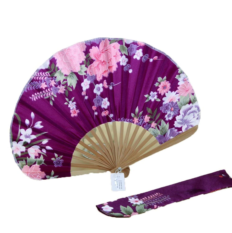 「美しいです」女性用 扇子 和風 撮影用 手ファン 花柄扇子 母の日 プレゼント 和装小物