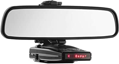 Radar Mount Mirror Mount Bracket for Escort Radar Detectors - Escort 9500ix, 8500x50, Solo S3, Redline (3001001)