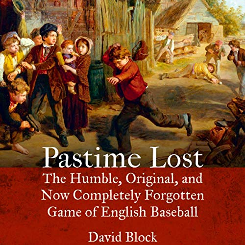 Pastime Lost Audiobook By David Block cover art