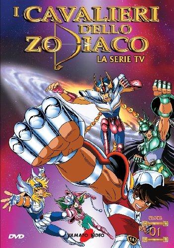 I cavalieri dello Zodiaco(ep.001-006)Volume01