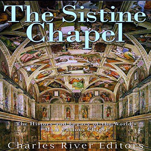 The Sistine Chapel audiobook cover art