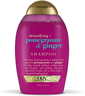 OGX Pomegranate and Ginger Shampoo, 385 ml