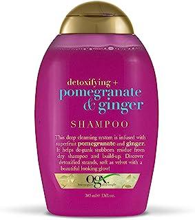 OGX Pomegranate and Ginger Shampoo, 385mL