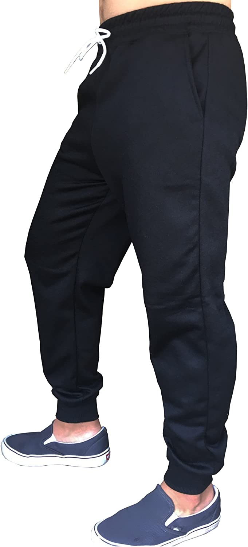 Gs-eagle M0296 Men's Plain Dealing full price reduction Cheap bargain Joggers Sweatpants