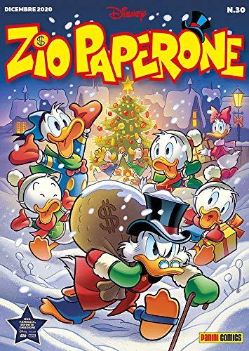 Fumetto Zio Paperone N° 30 - Disney Panini Comics – Italiano