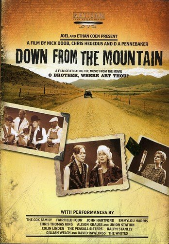Down from the Mountain (The 'O Brother, Where Art Thou?' Concert)