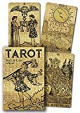Black & Gold Tarot Deck