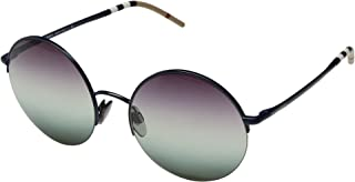 Burberry Sunglass for Women Multi Color Round BE3101 1269E5 54