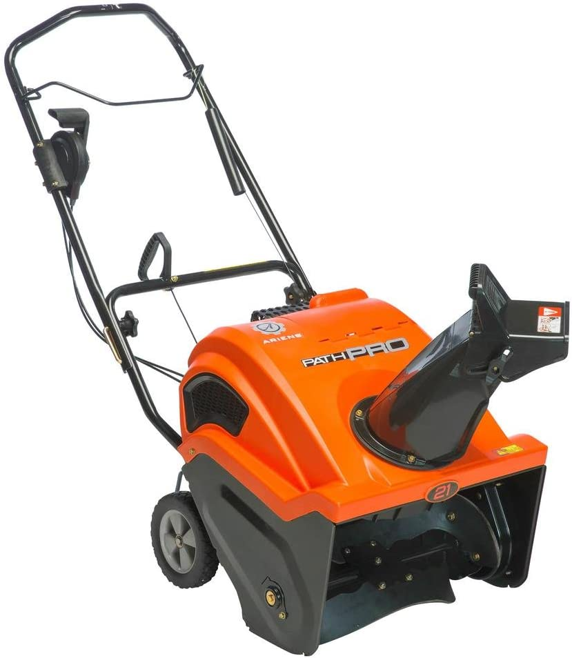 Ariens 938033 Path-Pro 208EC 208cc 21 in. Single-Stage Snow Thrower with Electric Start
