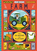 Life on Earth: Farm: With 100 Questions and 70 Lift-flaps!