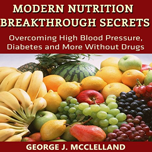 Modern Nutrition Breakthrough Secrets Titelbild
