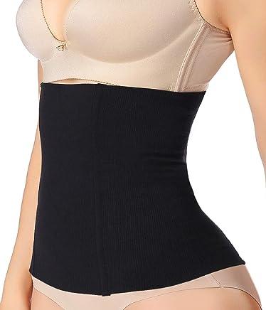 5b2ac36e97 Women Waist Shapewear Belly Band Belt Body Shaper Cincher Tummy Control  Girdle Wrap Postpartum Support Slimming