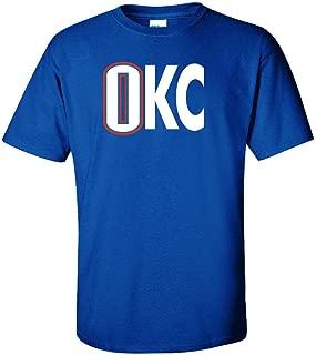 The Silo Blue Oklahoma City Westbrook OKC T-Shirt