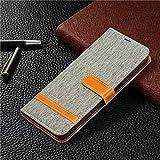 HHF Teléfono móvil Accesorios para Huawei Mate 30 20 Pro 20 30 Lite, Luxury Wallet Funda Teléfono de Cuero Flip Full Stand Cover para Huawei Nova 3e 4e 6 Se 5i