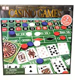 Ambassador Classic 4-in-1 Casino Games