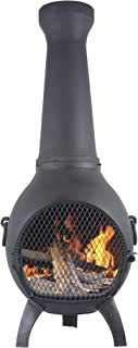 aluminum chiminea fireplaces