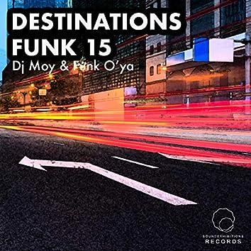 Destinations Funk 15