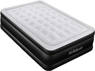 AirExpect エアーベッド 電動ポンプ内蔵 ダブルサイズ