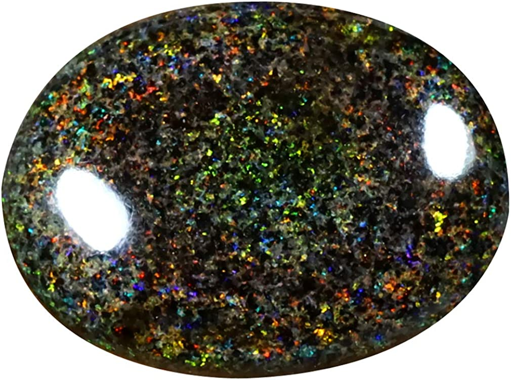 4.95 ct sold out OVAL CABOCHON SHAPE 17 COLOR X MULTI Directly managed store AUSTRALIAN mm 13