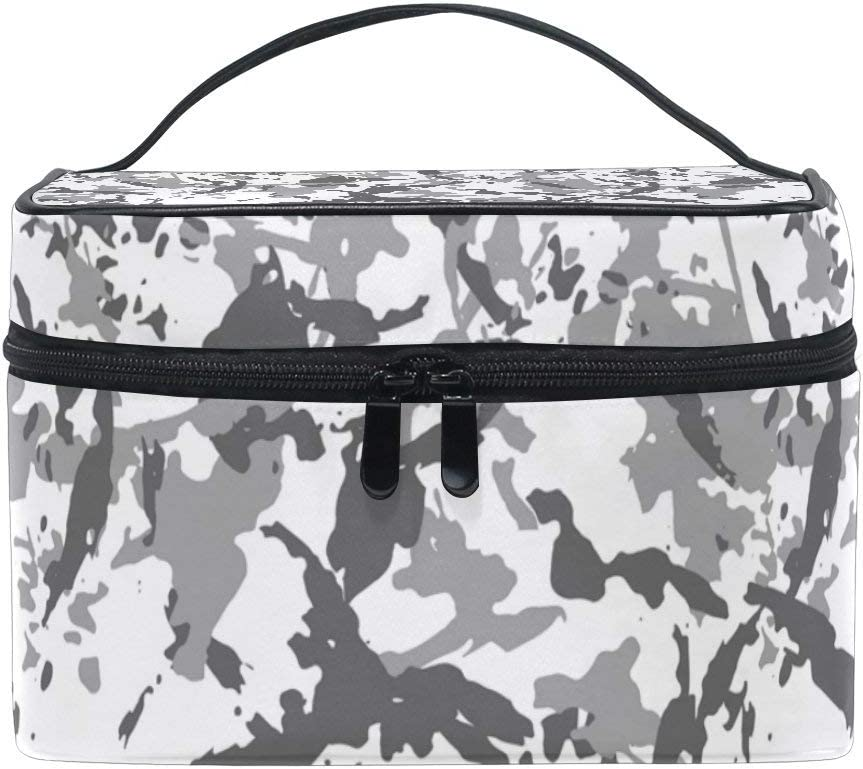 Camouflage Pattern Makeup Train Portab Case Denver Max 85% OFF Mall Box Organizer