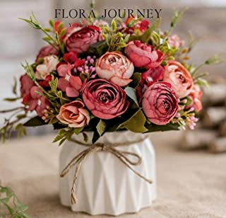 Best floral table centerpieces for home Reviews