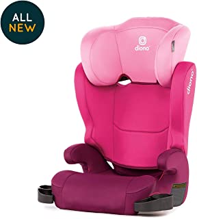 Diono Cambria 2 High-Back Booster Seat, Pink