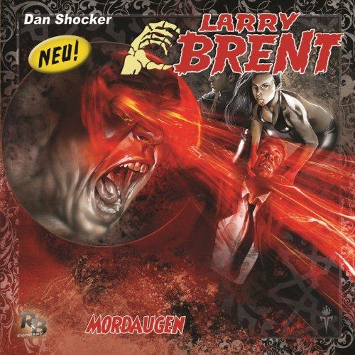 Mordaugen (Larry Brent 10) Titelbild