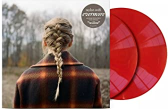 Evermore - Exclusive Limited Edition Red Colored Vinyl 2LP