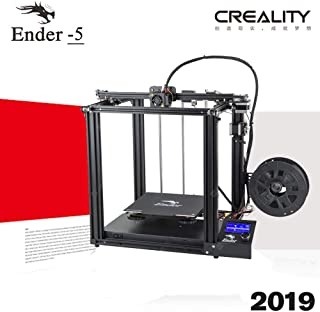 Official creality Ender 5 DIY 3D Printer Kit New Upgrade 2019