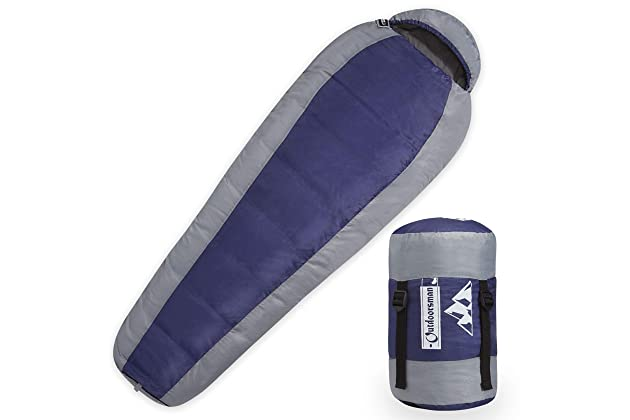 new style 4173b 9d3b7 Best lightweight ultra compact sleeping bags for backpacking ...