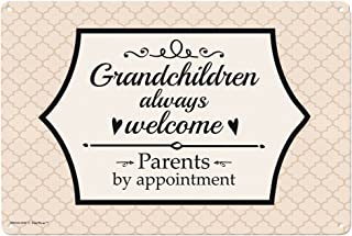 home welcome signs personalized